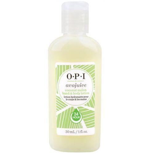avojuice coconut melon hand & body lotion balsam do dłoni i ciała - kokos i melon (30 ml) marki Opi