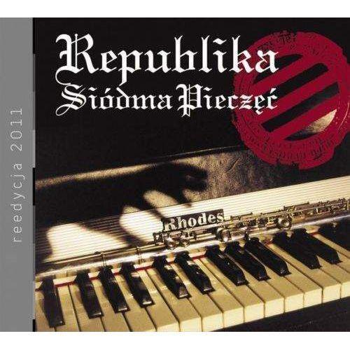 Republika - Siódma Pieczęć [CD Digi Pack], 9529722