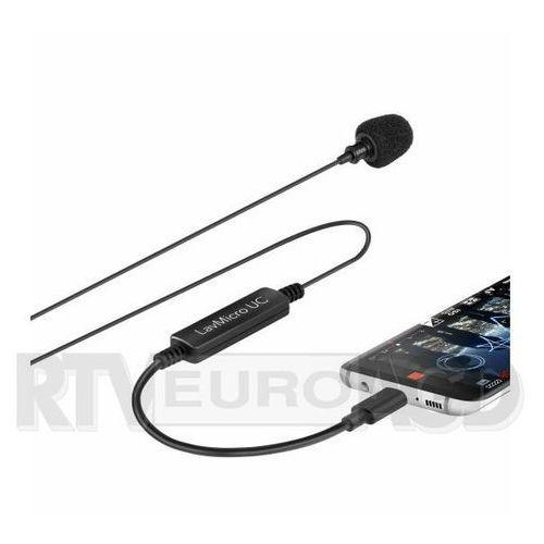 Saramonic mikrofon krawatowy lavmicro uc ze złączem usb-c (4897040887755)