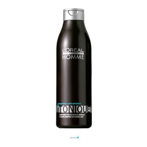 L'Oréal Professionnel Homme Tonique - Revitalising Shampoo For Normal Hair (250ml)