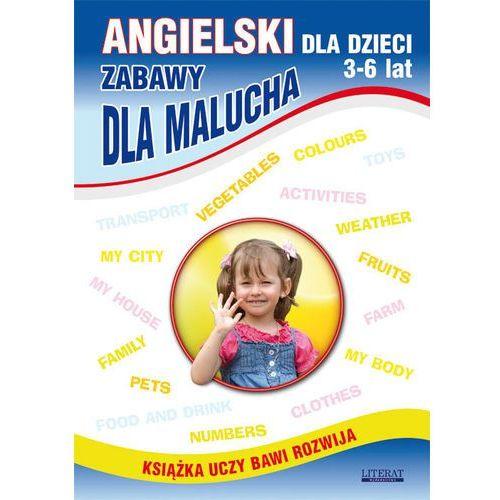 Angielski dla dzieci z.17 3-6 lat w. 2015 LITERAT, LITERAT