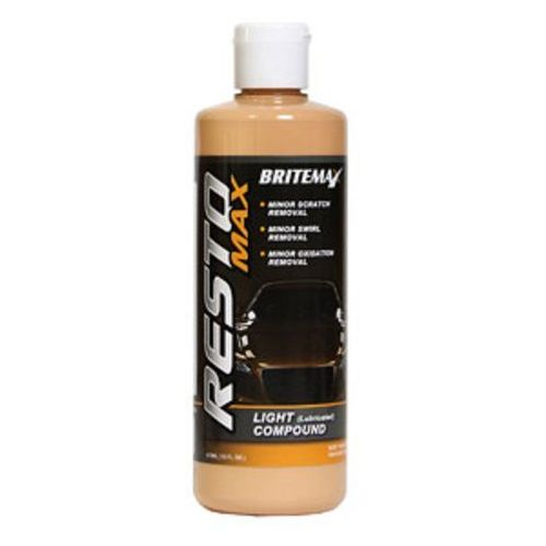 Britemax resto max - light compound 473ml