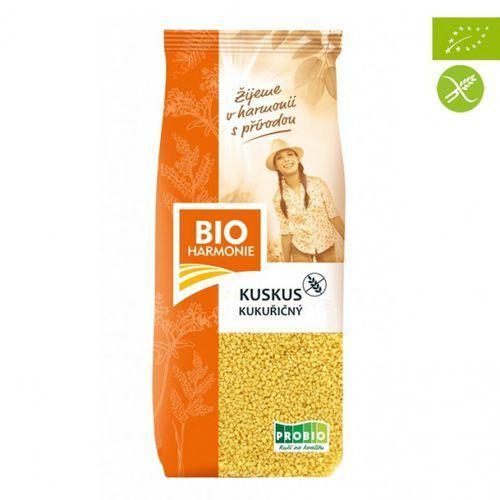 Kasza kuskus kukurydziany bezglutenowy BIO 375 g Bio Harmonie