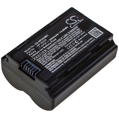 Cameron sino Fujifilm x-t4 / np-w235 2000mah 14.80wh li-ion 7.4v () (4894128152286)