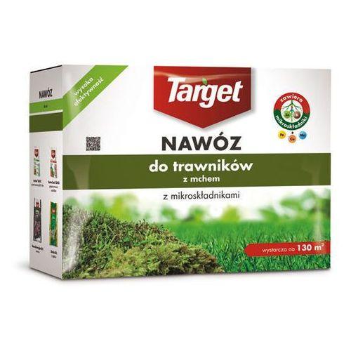 Target Nawóz trawnik z mchem 4kg mikroskładniki