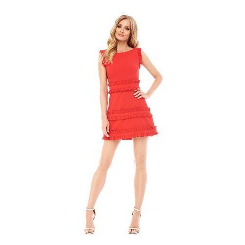 Sukienka Kalmia w kolorze czerwonym