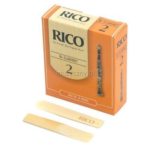 Rico Std. 2.0 stroik do klarnetu B