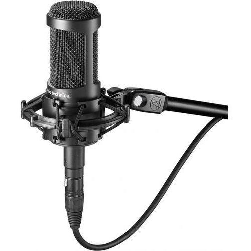 at-2050 mikrofon pojemnościowy marki Audio technica