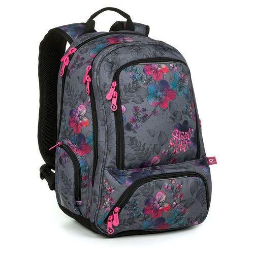 c3fc8fb1b89d8 Plecak młodzieżowy Topgal SURI 19025 G 279,00 zł Dziewczęcy dwukomorowy  plecak dla nastolatków od 6 klasy do 8 i do szkoły średniej sztywne plecy z  ...