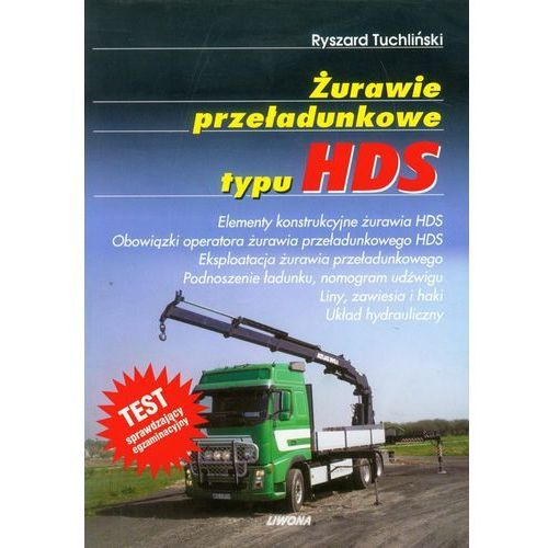 Żurawie przeładunkowe typu HDS (128 str.)