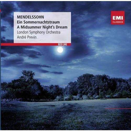 Andre previn - red line - a midsummer night's dream marki Warner music