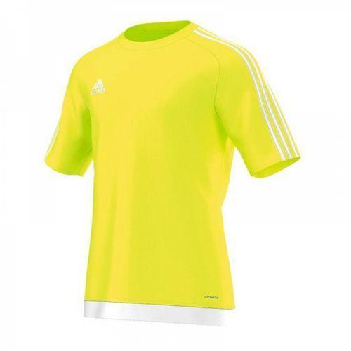 Koszulka męska adidas Estro 15 Jersey pomarańczowo czarna
