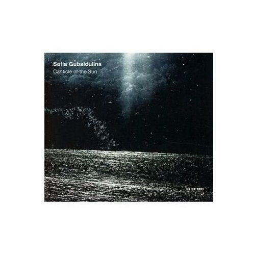 Universal music / ecm The canticle of the sun - gubaidulina, sofia, kremer, gidon, kremerata baltica (płyta cd)