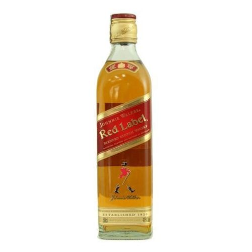 Johnnie walker Whisky johny walker red label 0,5 l (5000267014401)