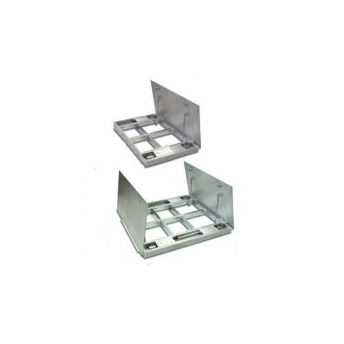 Waga nierdzewna fundamentowa otwierana 4B300FN1S 12,5x12,5 AXIS z kategorii Wagi przemysłowe