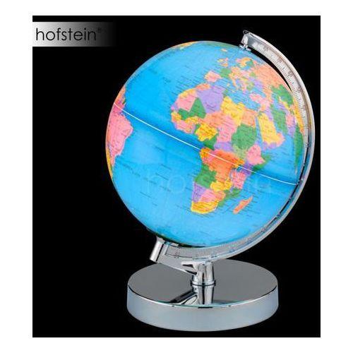 Honsel Globus Lampa stołowa Chrom, 1-punktowy - Klasyczny - Obszar wewnętrzny - Globus - Czas dostawy: od 6-10 dni roboczych (4001133582216)