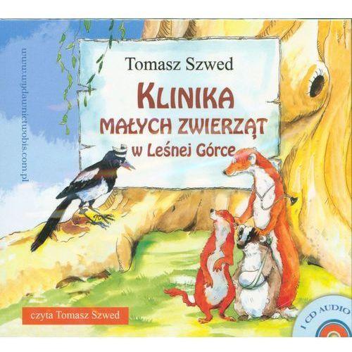 Klinika Małych Zwierząt w Leśnej Górce audiobook