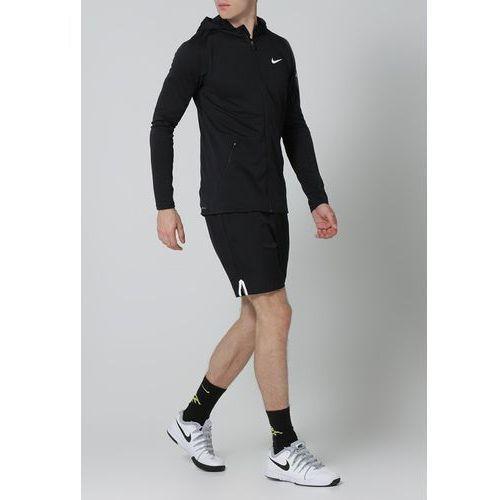 Nike Performance PRACTICE Kurtka sportowa schwarz/weiß (kurtka męska) od Zalando.pl