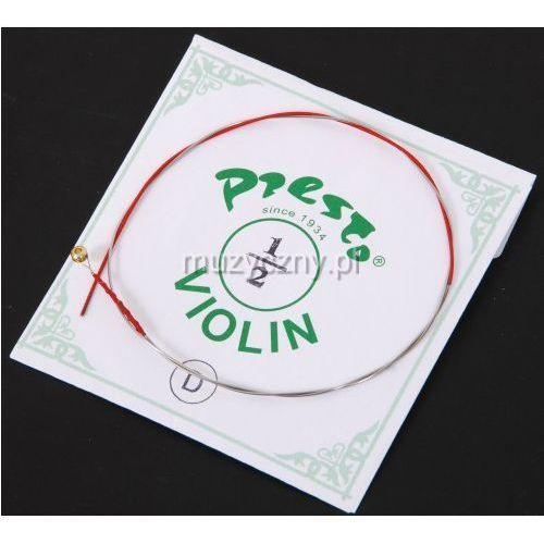 vn1/2 d struna skrzypcowa 1/2 marki Presto