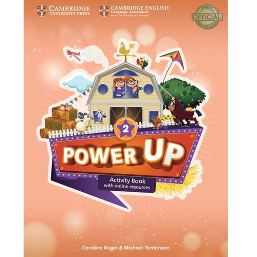 Power Up Level 2 Activity Book with Online Resources and Home Booklet (2018)