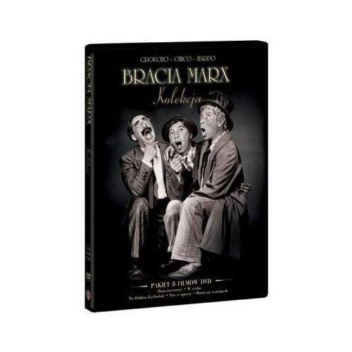 Bracia Marx (zestaw 5 filmów) (Płyta DVD)
