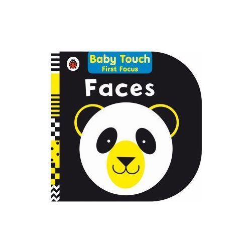 Baby Touch First Focus: Faces, Penguin