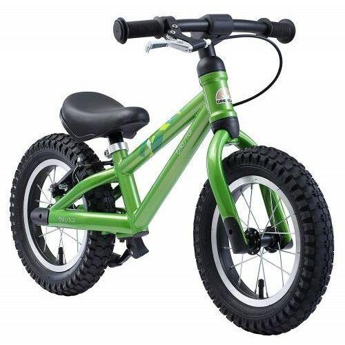 """rowerek biegowy MTB 12"""" BIKE STAR GERMANY zielony (4260184714926)"""