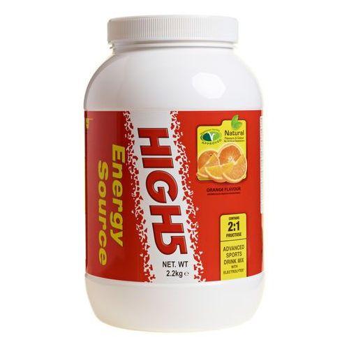 High5 EnergySource Żywność dla sportowców Orange 2,2kg 2018 Suplementy