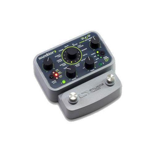 Source audio sa 227 sb2 g soundblox2 ofd guitar micromodeler, efekt gitarowy