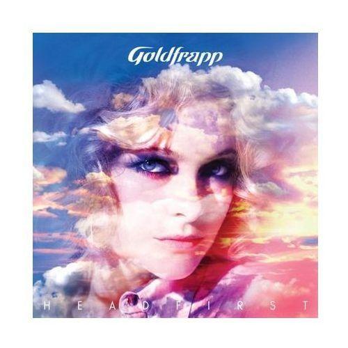 Warner music poland Head first - goldfrapp (płyta cd)