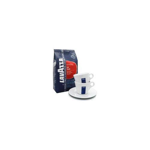 top class 5 x 1 kg + 2 filiż. cappuccino marki Lavazza