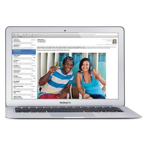 Notebook Apple Macbook Air MJVG2, pamięć operacyjna [4GB]