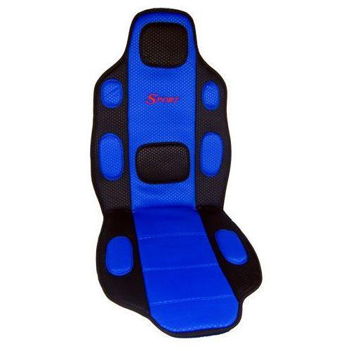 Mata na fotele tuning niebieska + DOSTAWA 24H // ODBIÓR OSOBISTY WARSZAWA ul. Grochowska 172, ul. Modlińska 237 //, CarCommerce z motoautko
