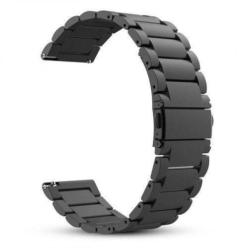 Tech-protect Pasek stainless do samsung gear s3 czarny (5906735412383)