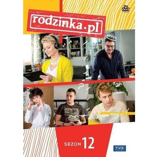 Telewizja polska s.a. Rodzinka.pl - sezon 12 (3 dvd) (płyta dvd) (5902739660935)