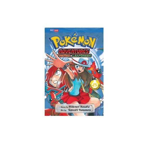 Pokemon Adventures (FireRed and LeafGreen), Vol. 23 (9781421535593)