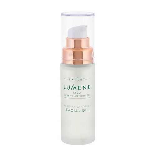 Lumene sisu recover & protect facial oil - olejek do twarzy 30 ml (6412600814248)