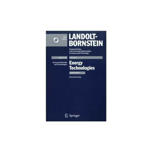 Landolt-Börnstein: Numerical Data and Functional Relationships in Science and Technology - New Series (9783540429623)