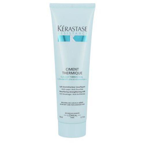 Kérastase résistance ciment thermique olejek i serum do włosów 150 ml dla kobiet