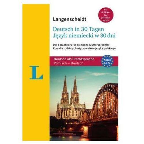 Langenscheidt Deutsch in 30 Tagen - Jezyk niemiecki w 30 dni, m. Audio-CD (9783468282102)