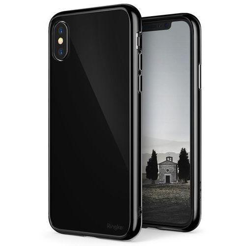 RINGKE FUSION ETUI OBUDOWA IPHONE X (SHADOW BLACK) (8809550348325)
