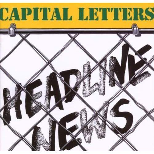 Headline news - capital letters (płyta cd) marki Greensleeves