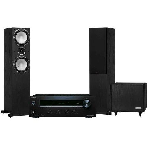 Zestaw stereo ONKYO TX-8220B + TANNOY Mercury 7.4 Czarny + sub TS 2.8 + DARMOWY TRANSPORT!