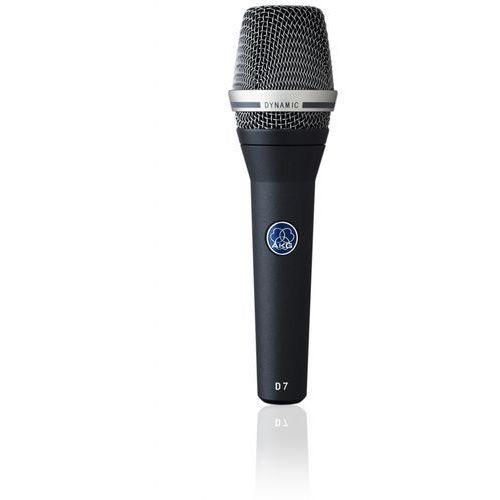 """d7 mikrofon pojemnościowy -5% na pierwsze zakupy z kodem """"start""""! marki Akg"""