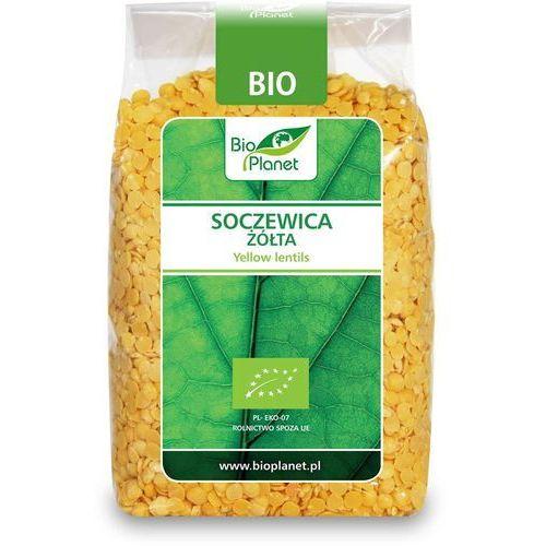 Bio planet Soczewica żółta bio 400g