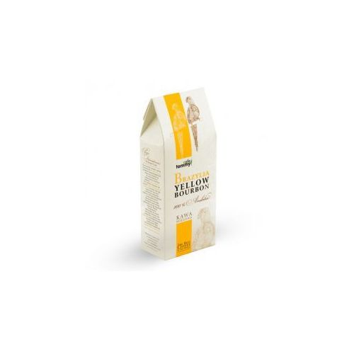 Tommy cafe Kawa brazylia yellow bourbon box mielona