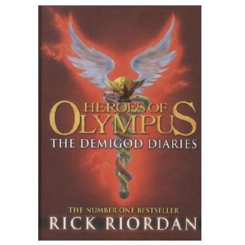 Heroes of Olympus: the Demigod Diaries, Puffin Books