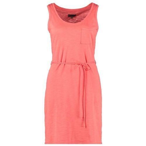 Zalando Essentials Sukienka z d�erseju czerwony