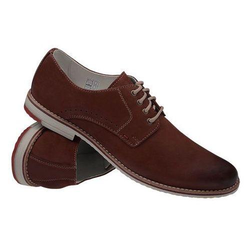 403bd2e4c14d5 ... Krisbut Półbuty sznurowane buty 9067-3 244,90 zł Krisbut 9067-3 Brązowe  » ...