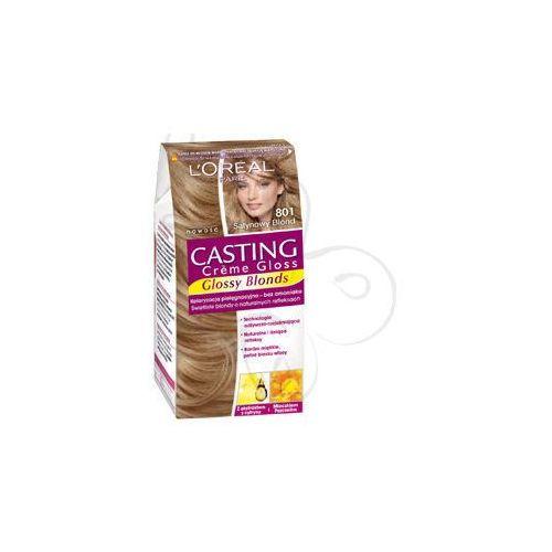 Casting Creme Gloss farba do włosów 801 Blond Satin Satynowy blond, L'Oreal Paris